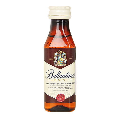 Whisky Ballantines 50ml