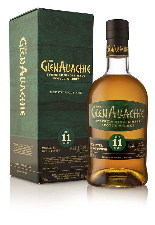 GlenAllachie 11y Moscatel 700ml 48%