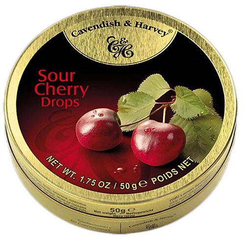 Cavendish Sour Cherry 200gr