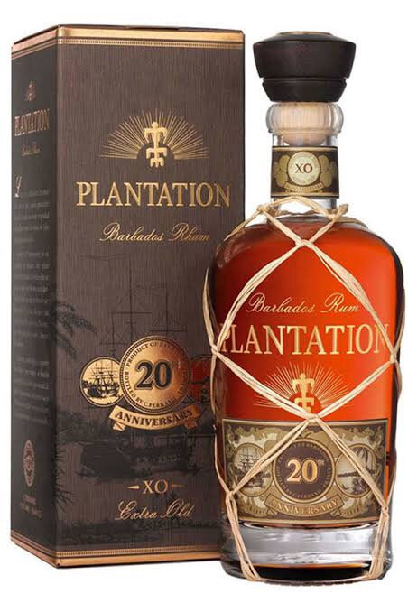 Rum Plantation 20Th Anniversary+Gb Barbados 700ml