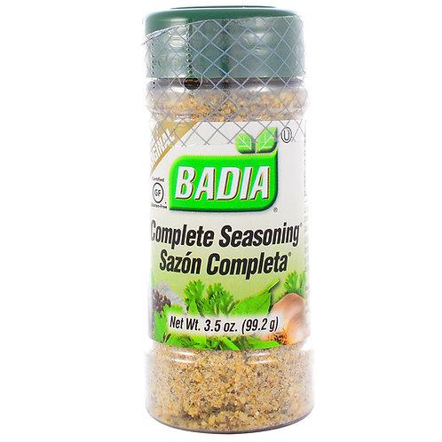 Condimento Sazón Completa Badia 99gr