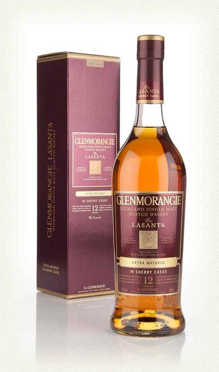 Glenmorangie Lasanta Sherry Cask 12Yo 700ml 43%
