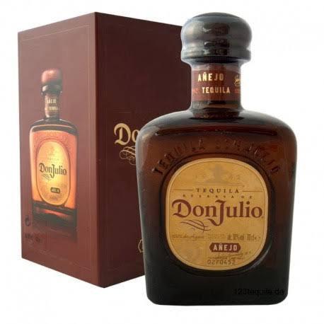 Tequila Don Julio Añejo 700ml