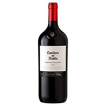 Vinho Casillero Del Diablo Cabernet Sauvignon 1.5lt