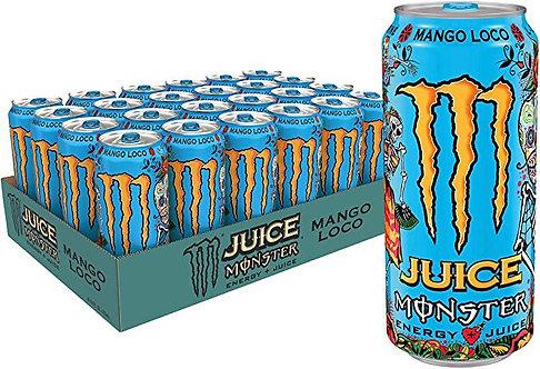Energético Monster Mango Loco 500ml
