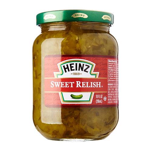 Sweet Relish Heinz 296ml