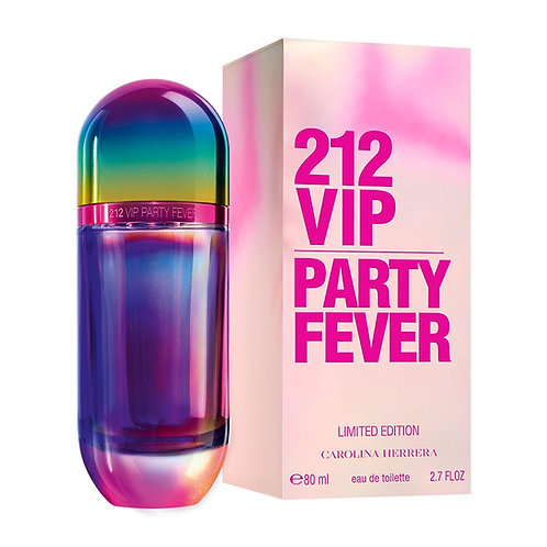 CH 212 VIP Party Fever EDT 80ml