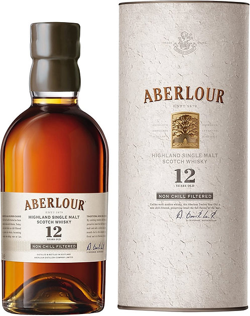 Aberlour 12yers Non Chill Filtered 700ml