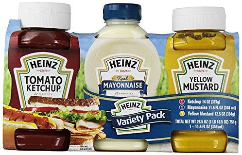 Pack Variety Heinz