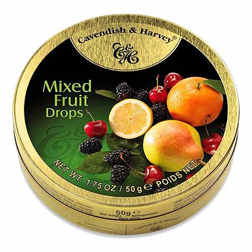 Cavendish Mixed Fruit 200gr