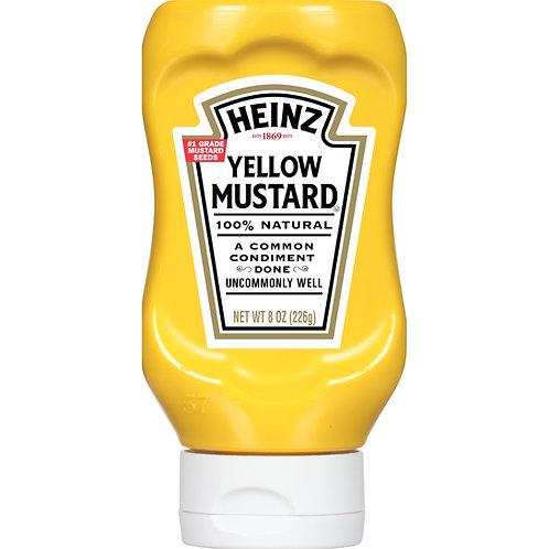 Mustard Yellow Heinz 226gr