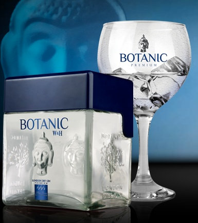 Gin Botanic Premium 700ml
