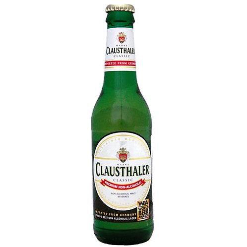 Cerveja sem álcool Clausthaler 330ml