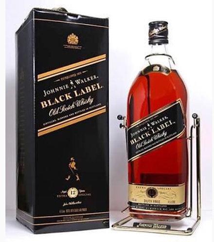 Whisky J. Walker Black 4,5lt