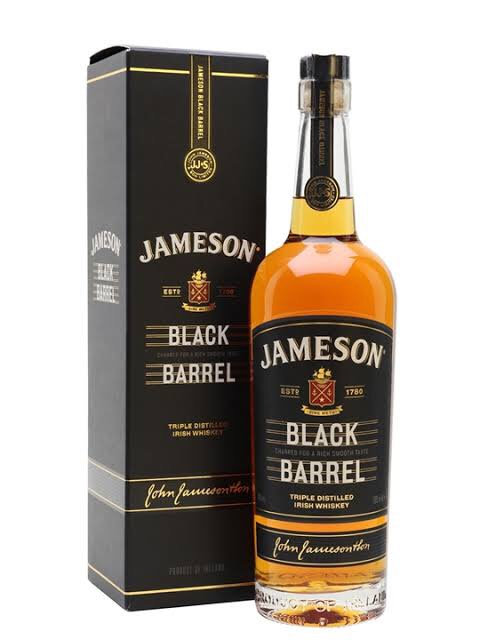 Whisky Jameson Black Barrel 750ml
