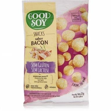Snack de Arroz sabor Bacon 25gr