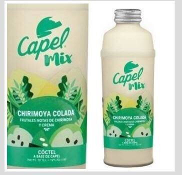 Licor Chirimoya Colada Capel 700ml