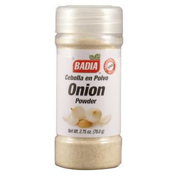 Condimento Cebola em Pó Badia 78gr