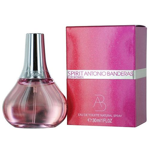 ANTONIO BANDERAS SPIRIT FOR W 30ML