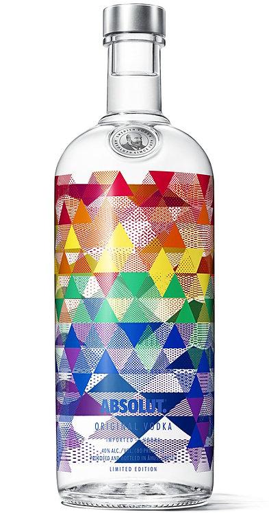 Vodka Absolut Edição Limitada 1lt