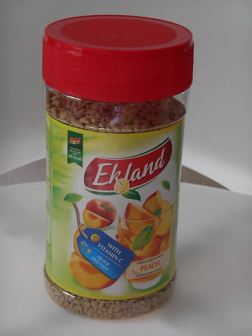 Chá Ekoland Pêssego
