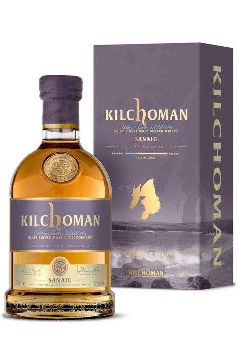 Kilchoman Sanaig + Gb 700ml 46%