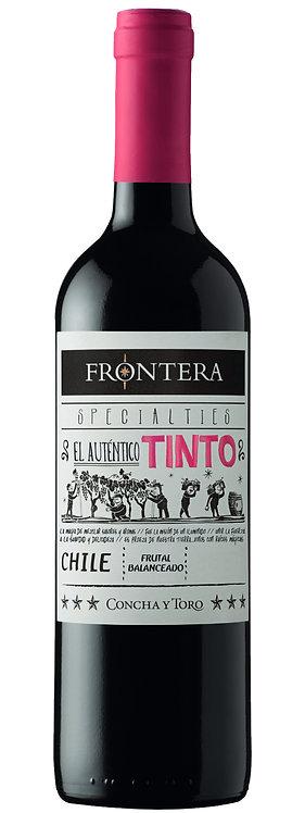 Vinho Concha Y Toro Frontera Speciales Tinto 750ml