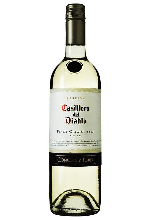 Vinho Casillero Del Diablo Pinot Grigio 750ml