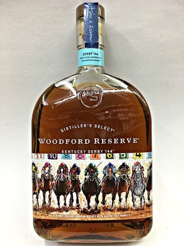 Whisky Woodford Reserve Kentucky Derby 144 1 lt
