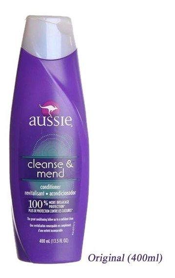 AUSSIE SHAMPOO CLEANSE +MEND 400ML