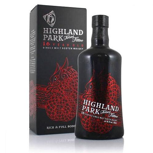 Highland Park 16y Twisted Tattoo 700ml