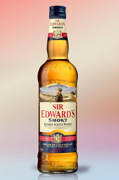 Whisky Edward's Smoky 1lt
