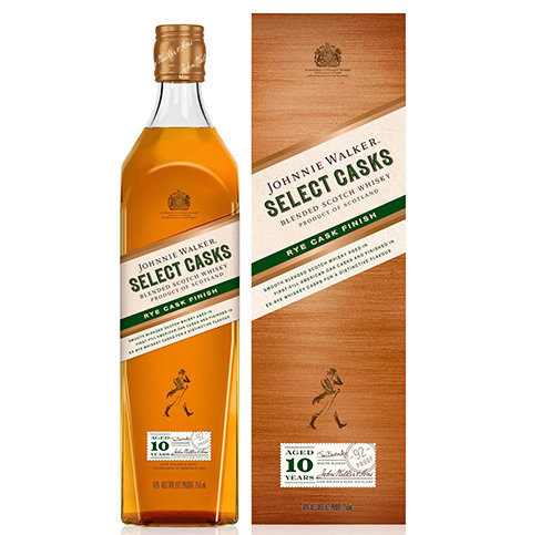 Whisky Johnnie Walker Select Cask Rye Finisk 700ml