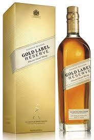 Whisky J. Walker Gold Reverse 1lt