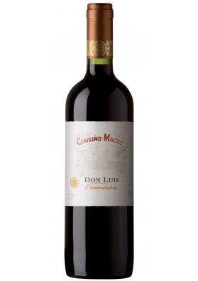 Vinho C.M Don Luis Carménère 750ml