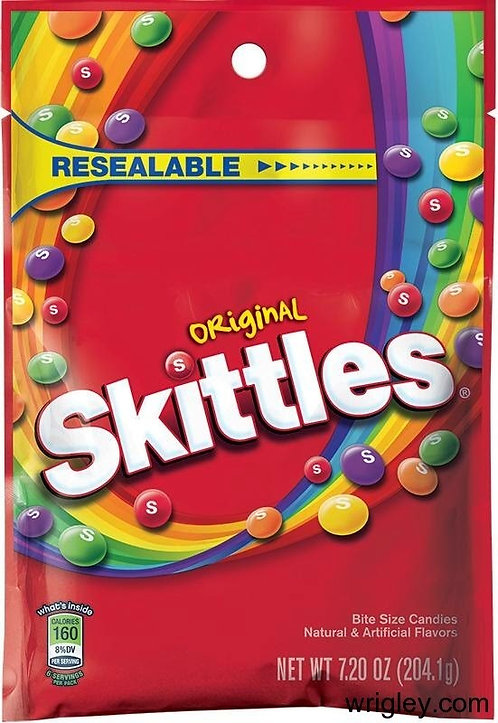 Skittles Original 204gr