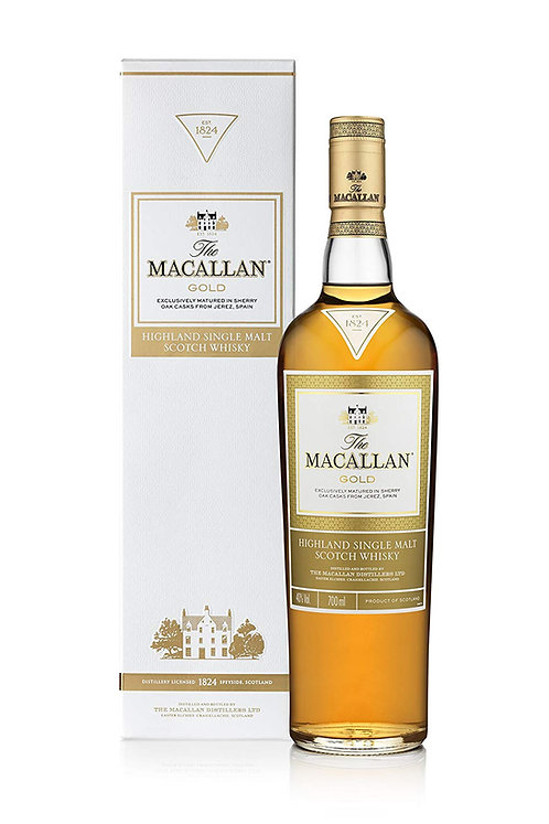 Whisky The Macallan Gold 700ml