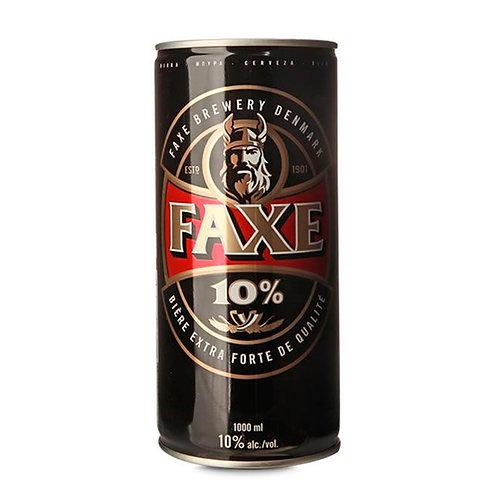 Cerveja Faxe 10% 1Lt