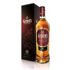 Whisky Grant's 1Lt c/estojo