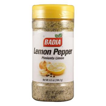 Condimento Lemon Pepper Badia 184gr