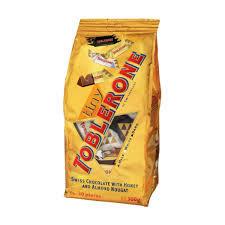 Toblerone Tiny Seasonal Bag 272Gr