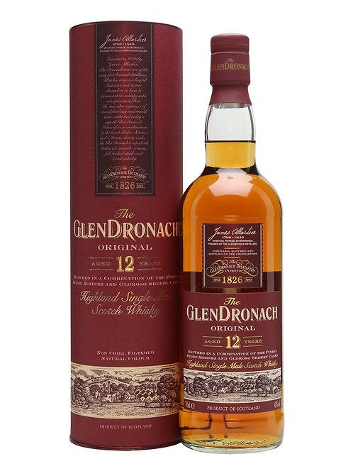 The Glendronach 12Y 700ml