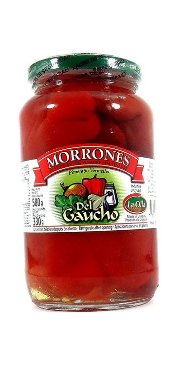 Morrones Del Gaúcho 580gr