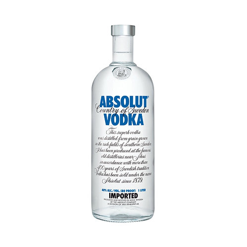 Vodka Absolut Blue 1Lt