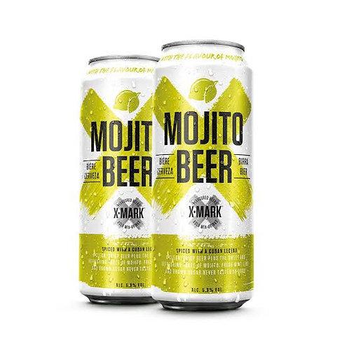 Mojito Beer X-Mark 500ml