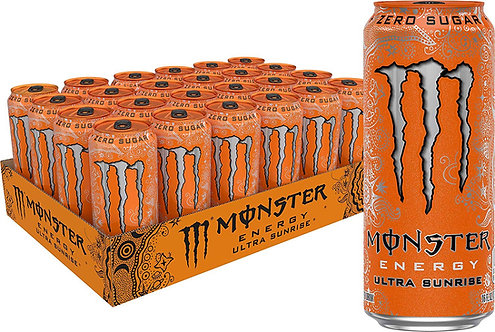 Energético Monster Ultra Sunrise 500ml