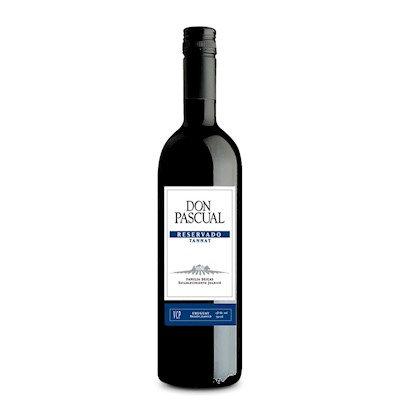 Vinho Don Pascual Reservado  Tannat