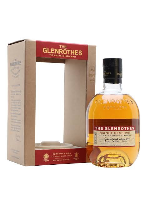 The Glenrothes Manse Reserve 700ml