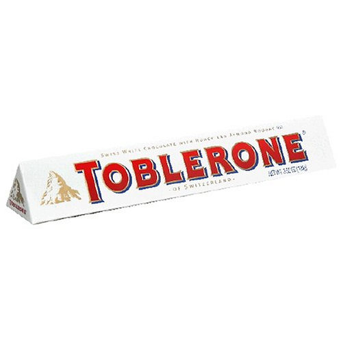 Toblerone White 360 Gr