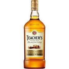 Whisky Teacher's 1Lt c/estojo